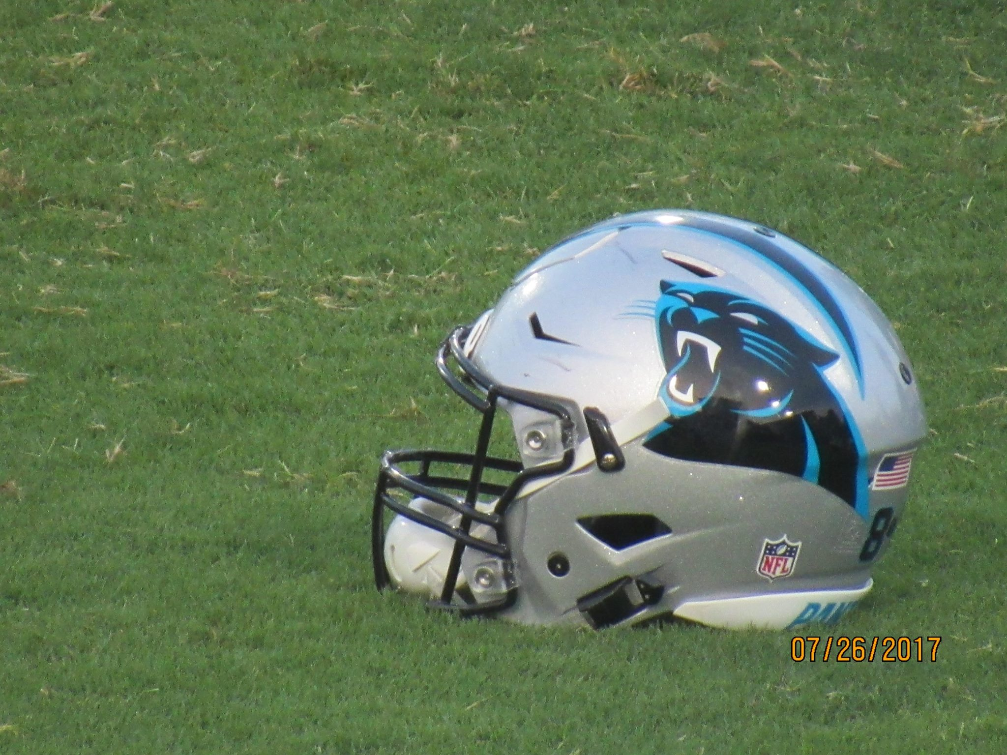 panthers practice 13